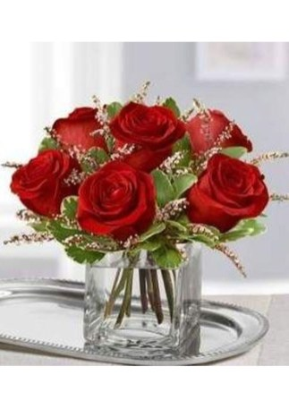 Excellent Valentine Floral Arrangements Ideas For Your Beloved People 35