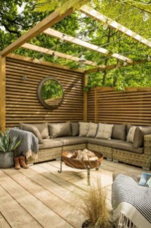 Favorite Garden Design Ideas That Are Suitable For Your Home 12
