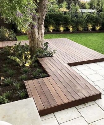 Favorite Garden Design Ideas That Are Suitable For Your Home 39