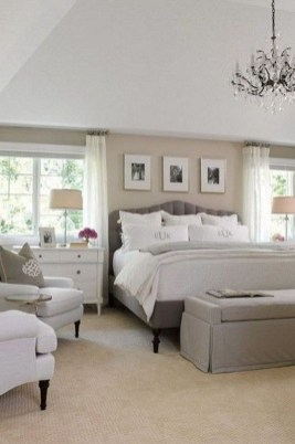 Gorgeous Beachy Farmhouse Bedroom Design Ideas For Cozy Sleep 27