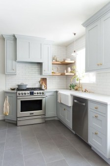 Incredible Small Kitchens Design Ideas That Space Saving 02