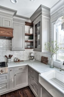 Incredible Small Kitchens Design Ideas That Space Saving 05