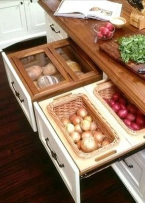 Incredible Small Kitchens Design Ideas That Space Saving 07