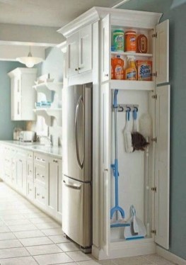 Incredible Small Kitchens Design Ideas That Space Saving 25