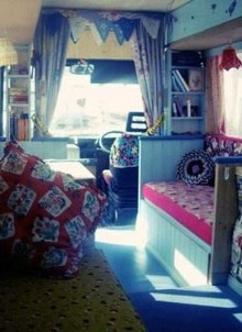 Lovely Caravans Design Ideas For Cozy Camping To Try 01