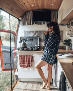 Lovely Caravans Design Ideas For Cozy Camping To Try 08