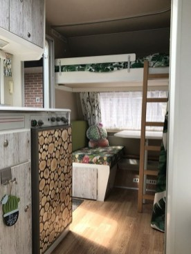 Lovely Caravans Design Ideas For Cozy Camping To Try 26