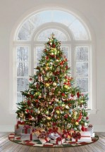 Marvelous Farmhouse Christmas Decor Ideas That You Must Try 22