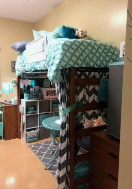 Perfect Dorm Room Organization Decor Ideas To Try Asap 17