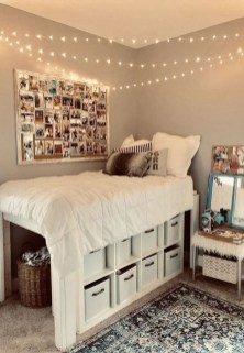 Perfect Dorm Room Organization Decor Ideas To Try Asap 29