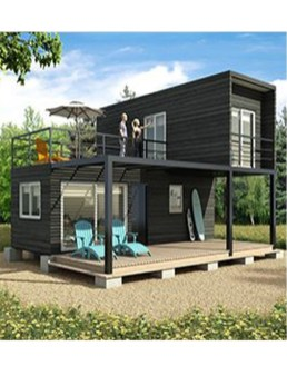 Sophisicated Container House Design Ideas For Comfortable Life 03