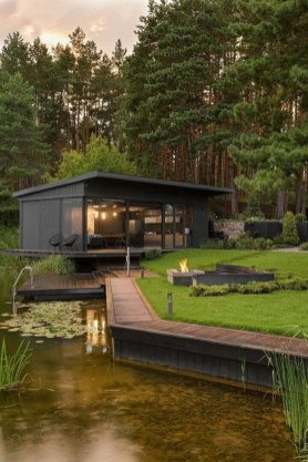 Sophisicated Container House Design Ideas For Comfortable Life 24