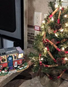 Sophisticated Christmas Rv Decorations Ideas For Valuable Moment 11