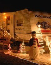 Sophisticated Christmas Rv Decorations Ideas For Valuable Moment 27