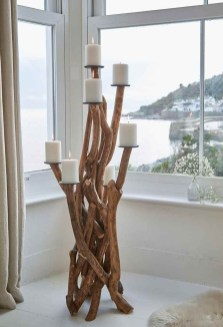 Stunning Large Candle Holders Decoration Ideas For Romantic Homes 10