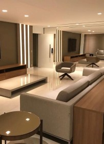 Surprising Living Room Design Ideas With Ceiling Light To Have 06