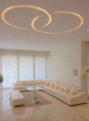 Surprising Living Room Design Ideas With Ceiling Light To Have 07
