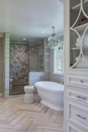Amazing Master Bathroom Design Ideas To Try Asap 24