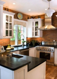 Awesome Backsplash Kitchen Wall Ideas That Every People Want It 07