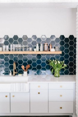 Awesome Backsplash Kitchen Wall Ideas That Every People Want It 16