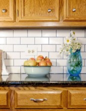 Awesome Backsplash Kitchen Wall Ideas That Every People Want It 30