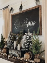 Beautiful Farmhouse Christmas Decor Ideas To Have Right Now 24