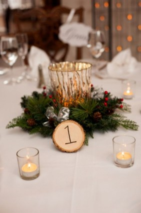 Beautiful Winter Centerpiece Decoration Ideas To Try Asap 06