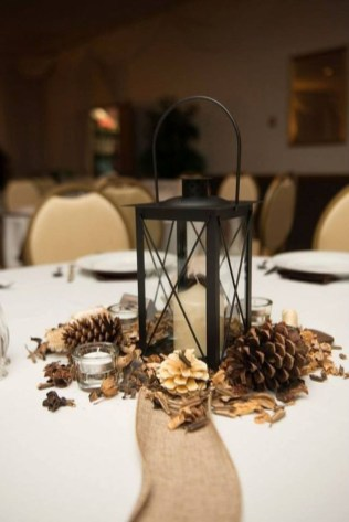 Beautiful Winter Centerpiece Decoration Ideas To Try Asap 26