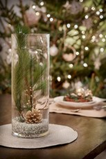 Beautiful Winter Centerpiece Decoration Ideas To Try Asap 28