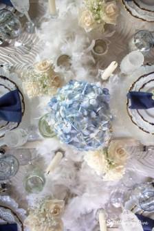 Beautiful Winter Centerpiece Decoration Ideas To Try Asap 29