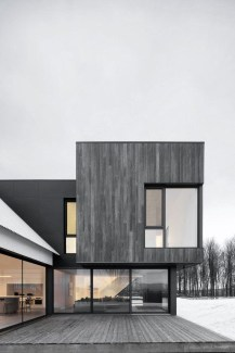 Best Minimalist Home Exterior Architecture Design Ideas To Try Today 01