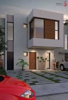Best Minimalist Home Exterior Architecture Design Ideas To Try Today 02