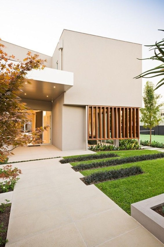 Best Minimalist Home Exterior Architecture Design Ideas To Try Today 29