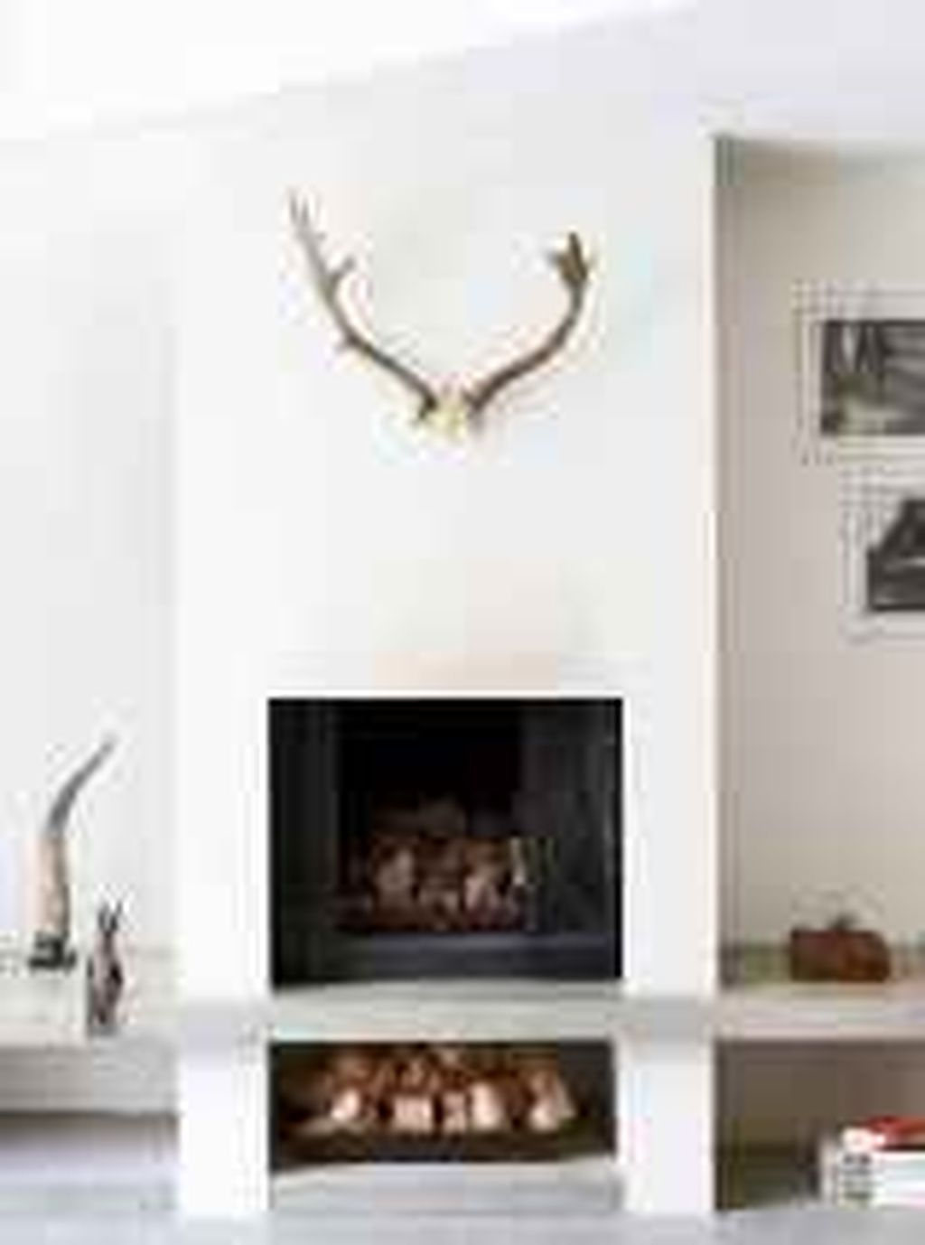 Cool Scandinavian Fireplace Design Ideas To Amaze Your Guests 04
