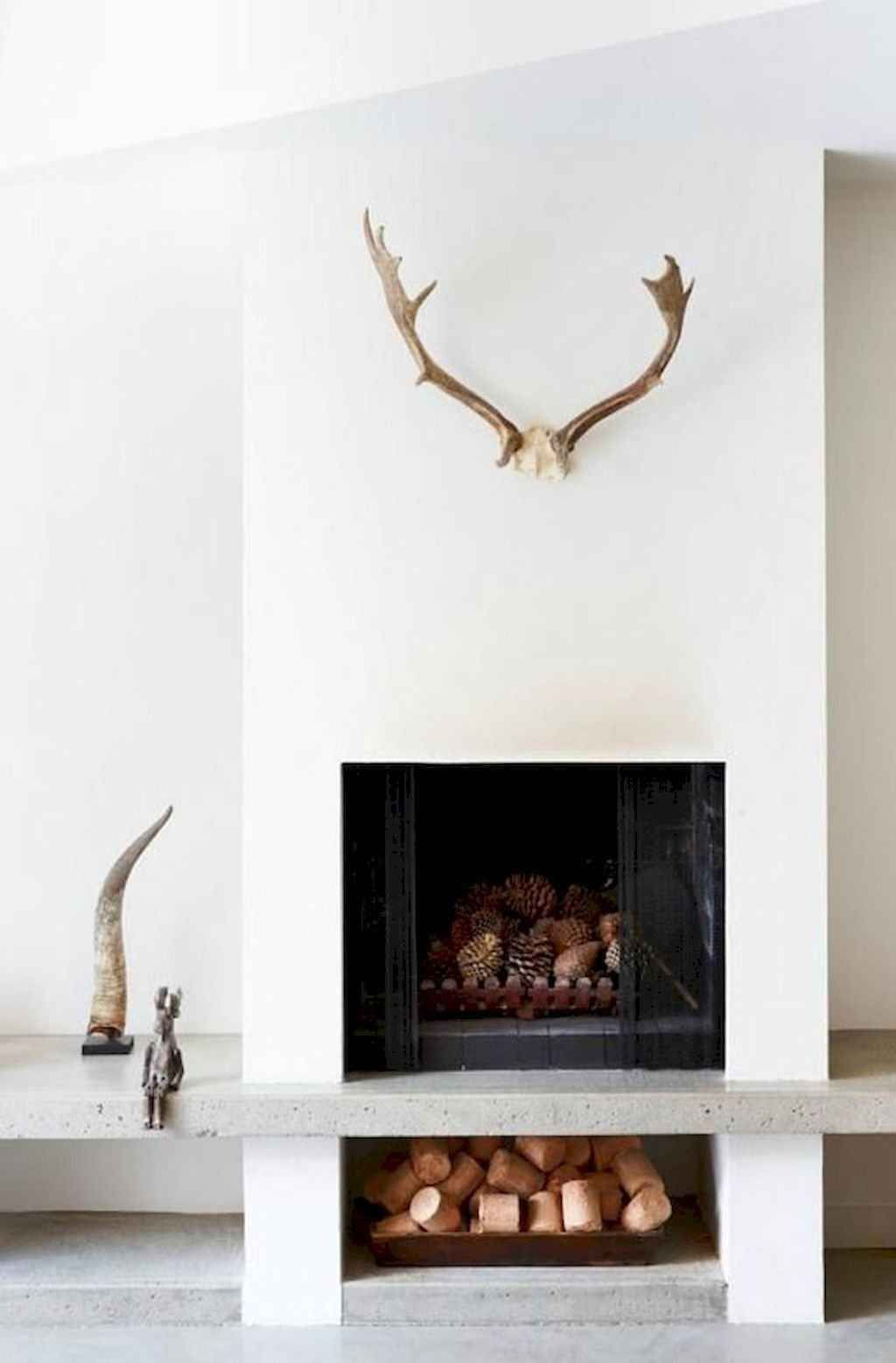 Cool Scandinavian Fireplace Design Ideas To Amaze Your Guests 22