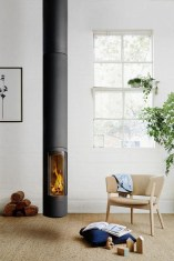 Cool Scandinavian Fireplace Design Ideas To Amaze Your Guests 27