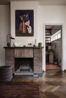 Cool Scandinavian Fireplace Design Ideas To Amaze Your Guests 29