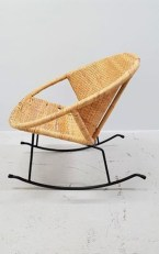 Cute Black Rattan Chairs Designs Ideas To Try This Year 10