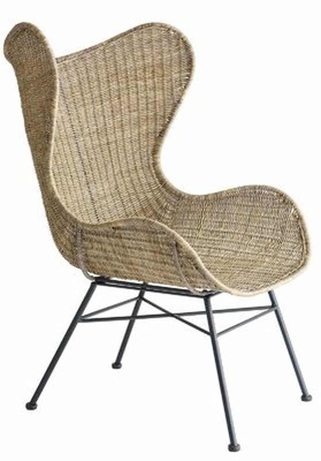 Cute Black Rattan Chairs Designs Ideas To Try This Year 13