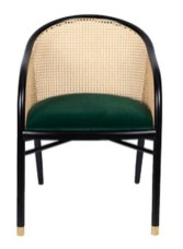 Cute Black Rattan Chairs Designs Ideas To Try This Year 14