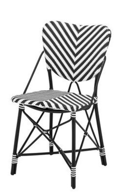 Cute Black Rattan Chairs Designs Ideas To Try This Year 15