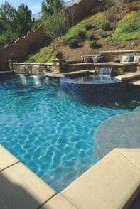 Cute Cabana Swimming Pool Design Ideas That Looks Charming 20