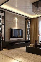 Enjoying Bedroom Design Ideas With Wall Tv To Try 14