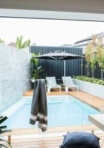 Flawless Small Pool Landscaping Design Ideas For Enchanting Home Outside 30