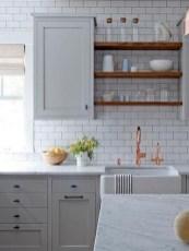 Luxury Grey Kitchen Backsplash Design Ideas For Your Inspiration 03