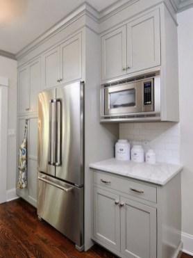 Luxury Grey Kitchen Backsplash Design Ideas For Your Inspiration 09
