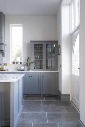 Luxury Grey Kitchen Backsplash Design Ideas For Your Inspiration 15