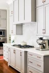Luxury Grey Kitchen Backsplash Design Ideas For Your Inspiration 16