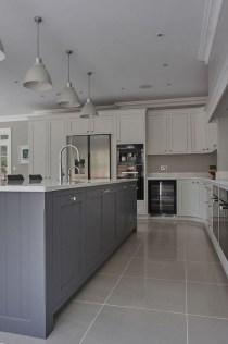 Luxury Grey Kitchen Backsplash Design Ideas For Your Inspiration 22