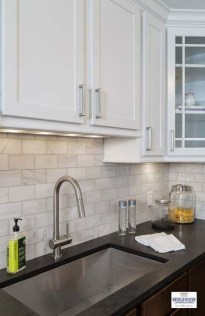 Luxury Grey Kitchen Backsplash Design Ideas For Your Inspiration 23
